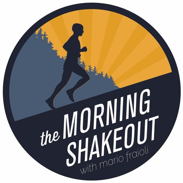 the morning shakeout podcast on Stitcher