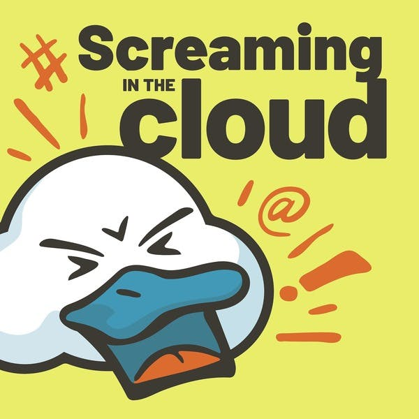 Screaming In The Cloud On Stitcher